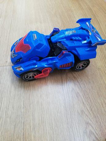 Машинка трансформер динозавр