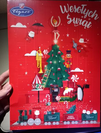 Адвент календар Figaro