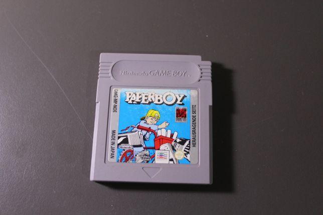 Paperboy na Game Boy