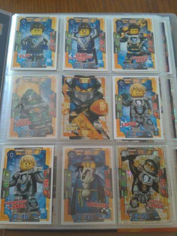Karty LEGO Nexo Knights