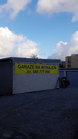Garaż/Magazyn/Schowek