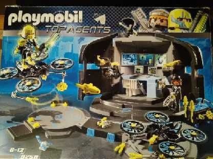 Playmobil Top agents 9250