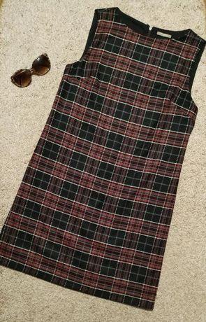 Orsay идеальное платье в клетку/ Тренд!