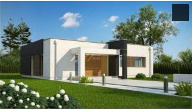 Dom 100m2 budowa