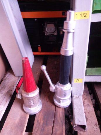 Prądownica strażacka hydrantowa wodna