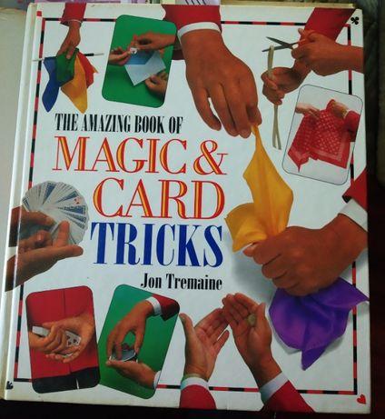 книга фокусов the amazing book of magic&cards tricks