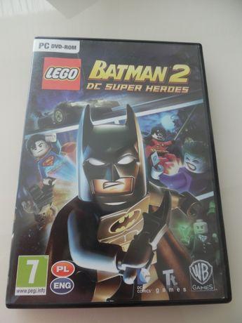 LEGO Batman 2 Dc Super Herodes gra PC