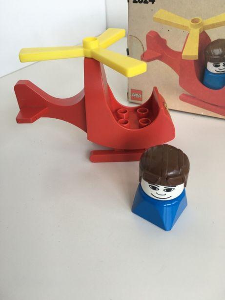 Lego Duplo 2624 - Helicóptero - Artigo de Colecção