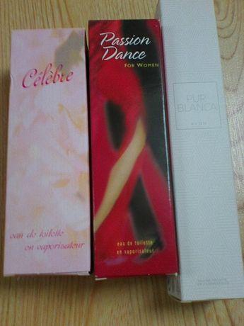 perfumy celebre, Passion Dance, Pur Blanca za 19 zł wyprzedaż