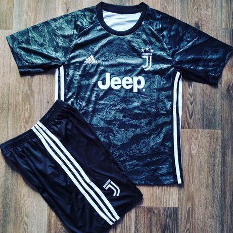 Футбольная Форма adidas Ronaldo Juventus