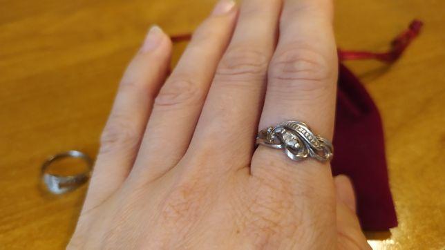 Серебряное кольцо 925 проба.16,5 размер.