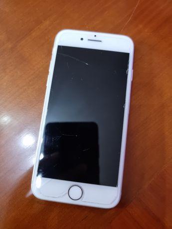 Iphone 7 32GB Branco e Cinza