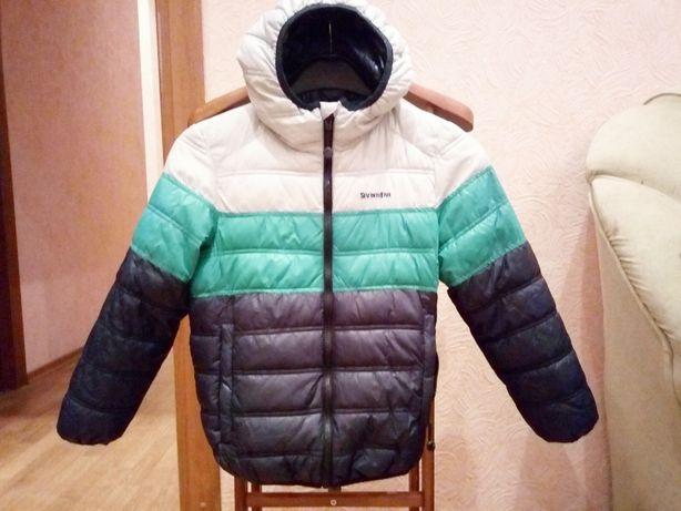 Куртка демисезонная. осень-весна ZK Department ZARA на р. 128-134