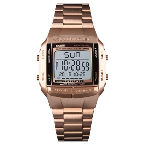 Часы Skmei 1381BOXRG Rose Gold BOX