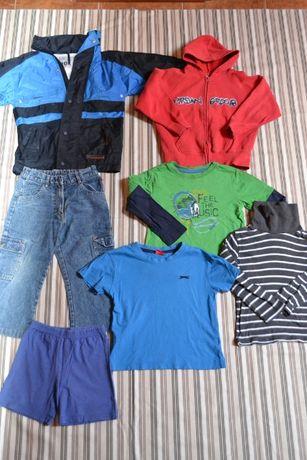 Пакет одежды мальчику 4-5 лет