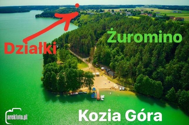 Działka budowlana Stężyca , Żuromino, Kościerzyna