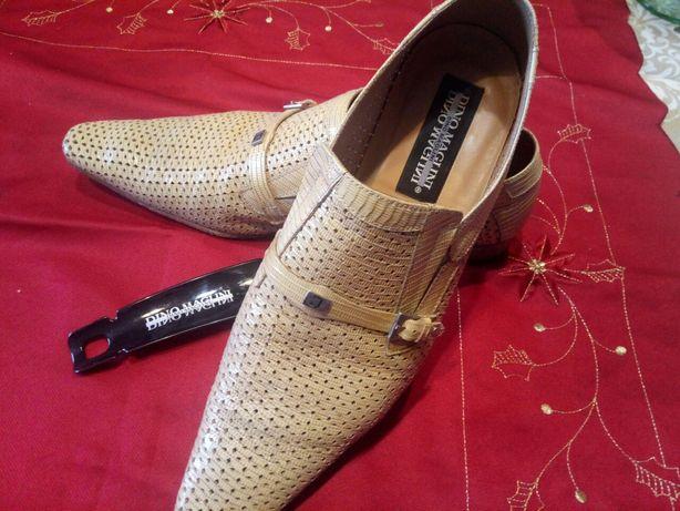 туфли мужские размер 43 ,кожа