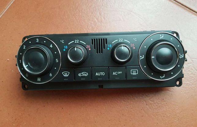 Comando AC e Sofagem Mercedes Sportcoupe facelift W203 CL203