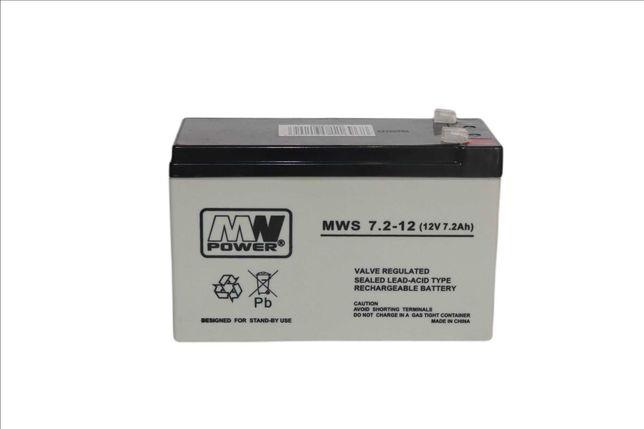 Akumulator MW Power MWS 7.2-12 7.2Ah