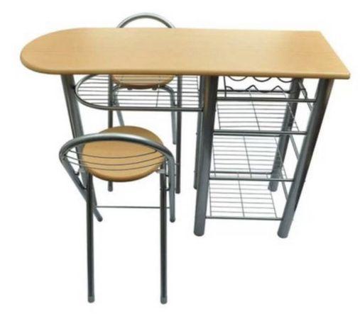Vendo mesa de apoio alta