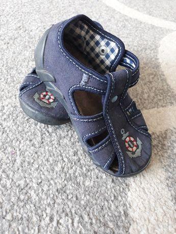 Buty buciki łapcie RenBut rozmiar 23 sandały sandałki