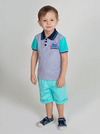 Яркие шорты бриджи мальчику /Hema Германия/р.116см(5-6лет)