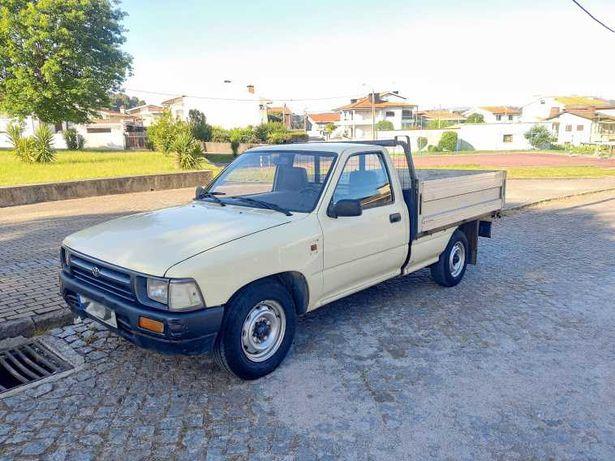 Toyota Hilux Direcção assistida