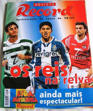 Revista Record 1998/1999