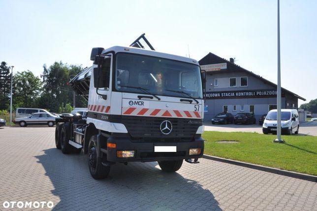 Mercedes-Benz Arctros  3331 Wywrot Na Trzy Strony /6x4/Burty