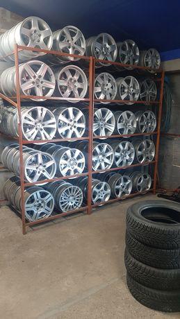 Felgi stalowe i aluminiowe 14,15,16,17