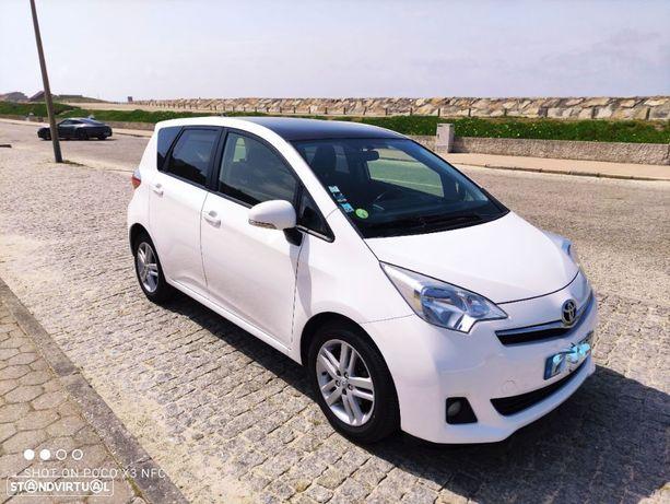Toyota Verso-S 1.4 D-4D Exclusive+Navi