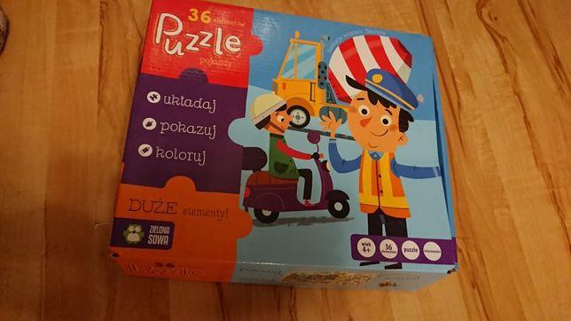 Puzzle cena za dwa pudełka