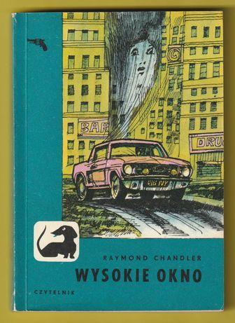 Wysokie okno - Raymond Chandler - 1974 - seria z Jamnikiem