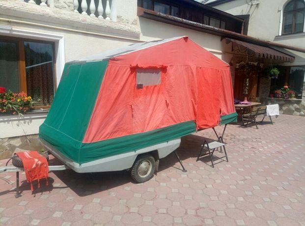 Скіф М2 1991р. Прицеп-палатка