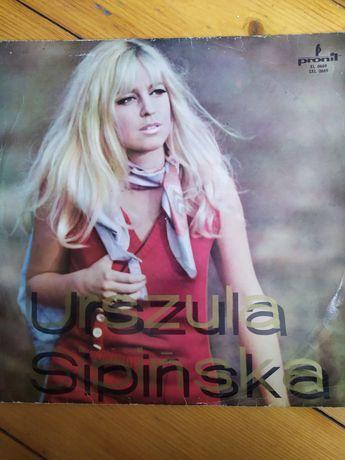 "Urszula Sipińska płyta winylowa 12 "" winyl vg+ unikat"