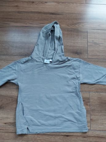 Bluzka szara dziecięca Zara 110 cm