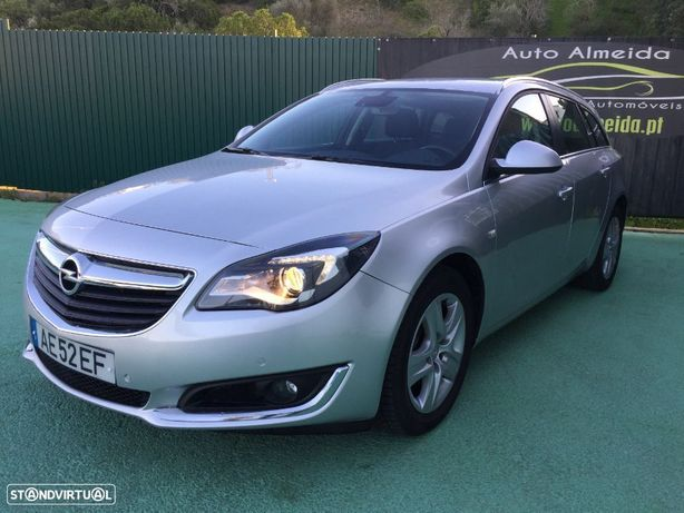 Opel Insignia Sports Tourer 1.6 CDTi Business Edition