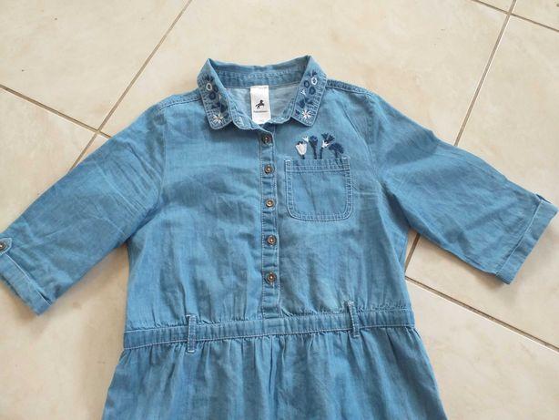 Sukienka dla dziewczynki r 134-140