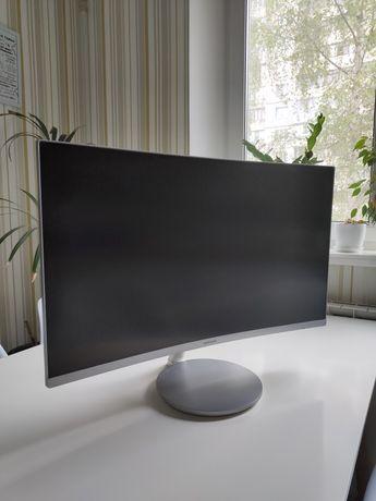 Монитор Samsung Curved  Monitor 27 LC27F591.