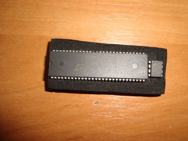 Процессор ST92195C3B1/OBC VESTEL/T30A008 шасси 11АК30