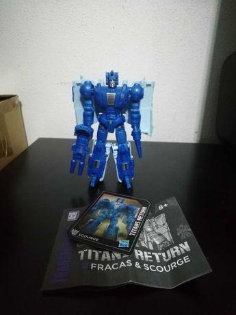 Vendo Figuras Transformers