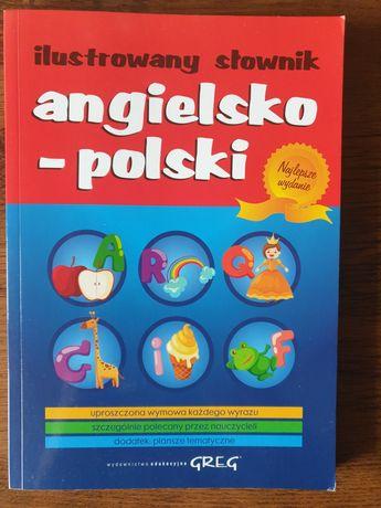 Ilustrowany słownik polsko-angielski