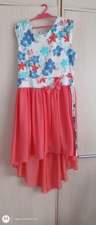 Sukienka rozm 146-152
