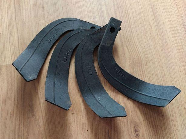 Комплект ножей для фрезы мотоблока 18шт(9 левых/9 правых),ZUBR