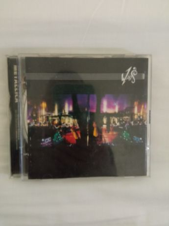 Metallica sm live duplo cd
