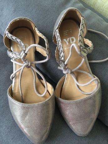 Туфли, балетки в школу , 32 размер