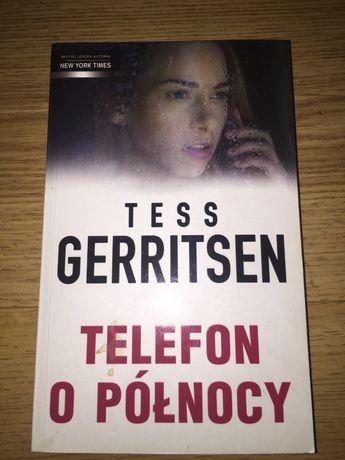 """Tess Gerritsen """"Telefon o północy"""""""