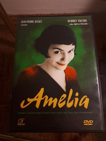 Amelia - film DVD.