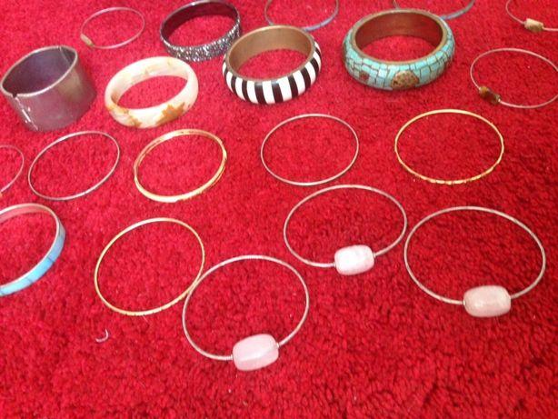 Lote de pulseiras