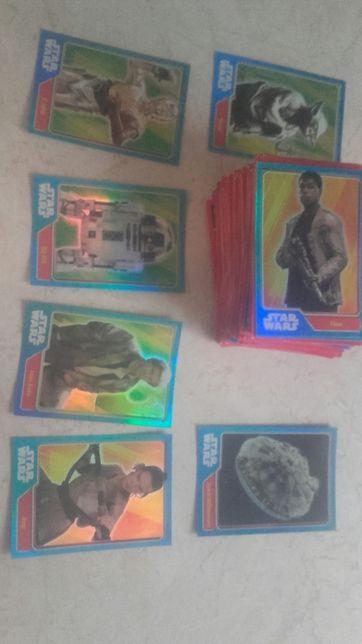 Karty Star Wars Przebudzenie Mocy